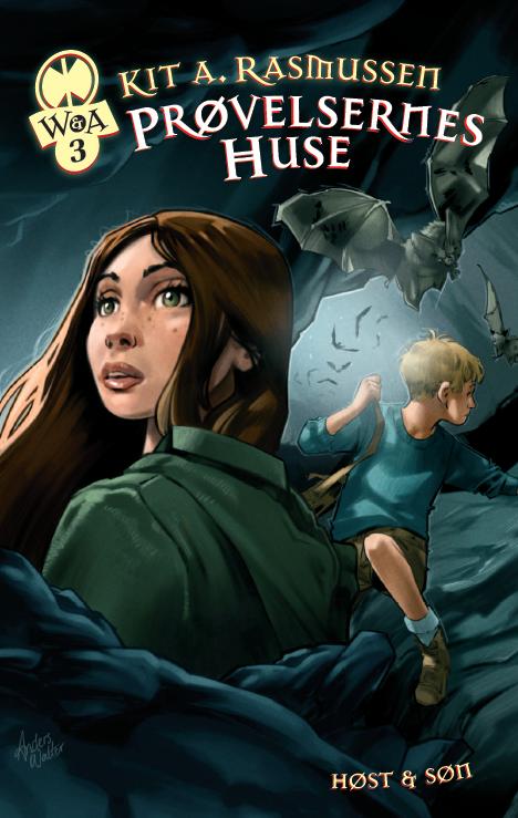 William & Athena 3: Prøvelsernes huse
