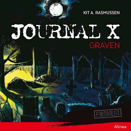 Graven - lydbog af Kit A. Rasmussen