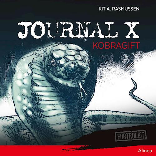 Kobragift - lydbog af Kit A. Rasmussen