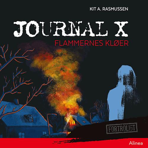 Flammernes kløer - lydbog af Kit A. Rasmussen