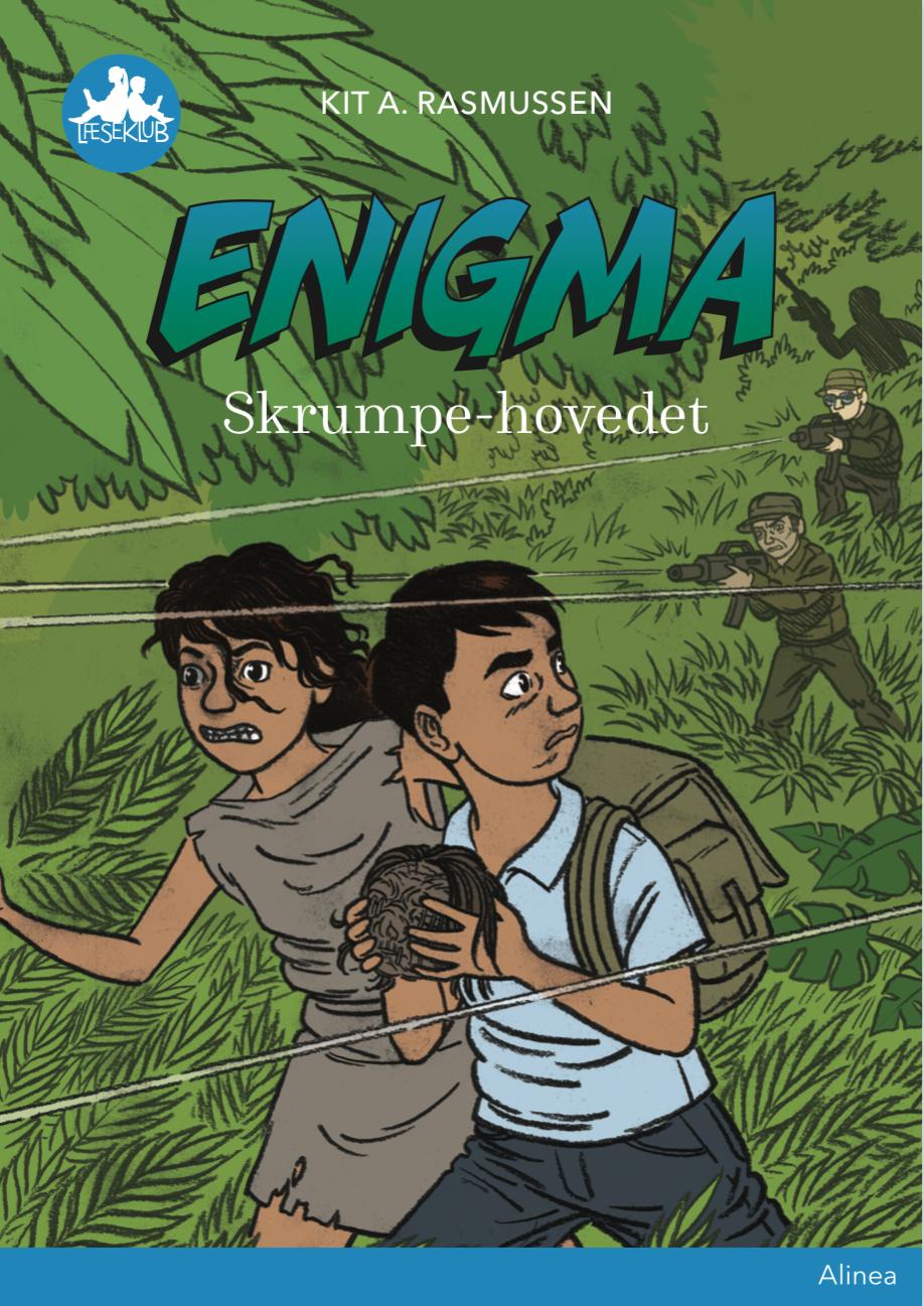 Enigma: Skrumpe-hovedet