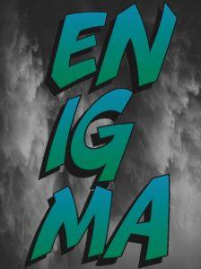 Enigma  Enigma-serien er action og adventure-børnebøger i et letlæst format. Der er Indiana Jones i luften, når drengen Andy og butleren Jones rejser verden rundt i et forsøg på at finde Andys forsvundne forældre. Rejser, der bringer dem på sporet af store mysterier og mystiske gåder. Enigma-bøgerne kan læses uafhængigt af hinanden.  Bog skrevet af Kit A. Rasmussen