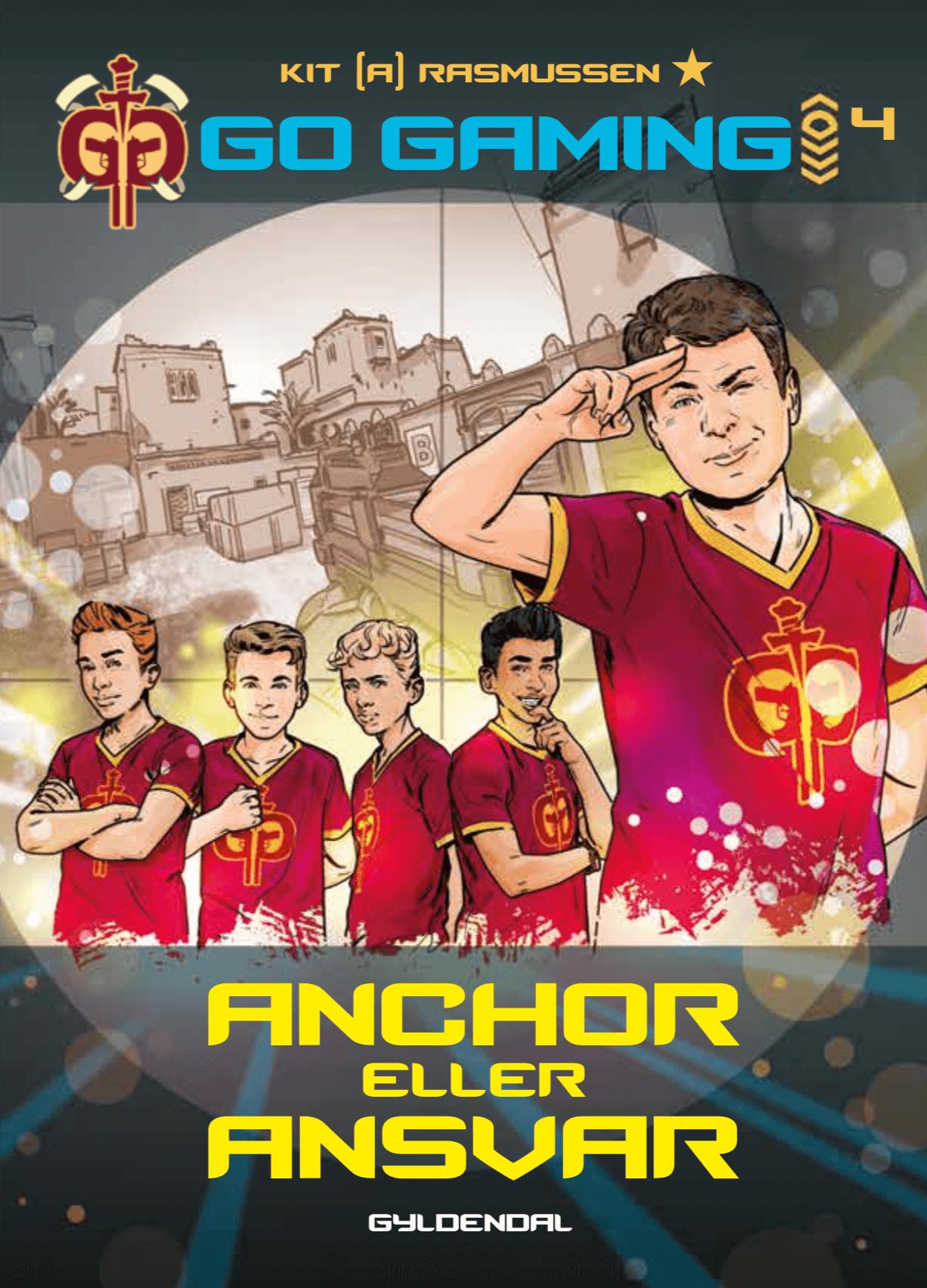 Go Gaming 4: Anchor eller ansvar